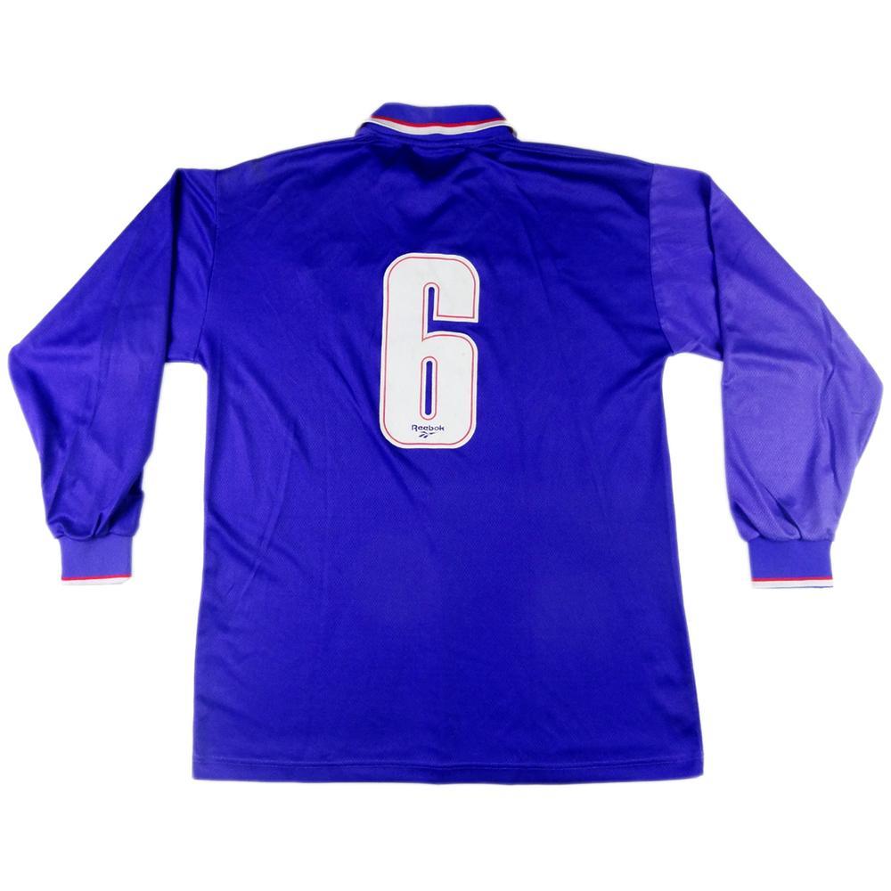 199596 Fiorentina Maglia Home Match Worn  6 Padalino XL  SHIRT MAILLOT TRIKOT