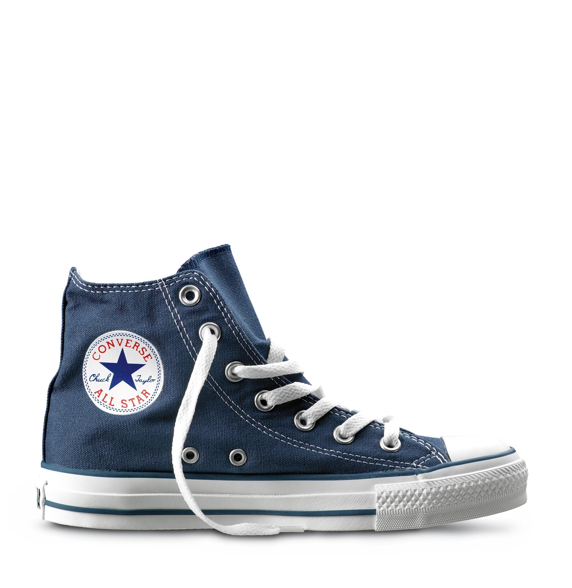89f46d669b Converse Chuck Taylor alta- Blu