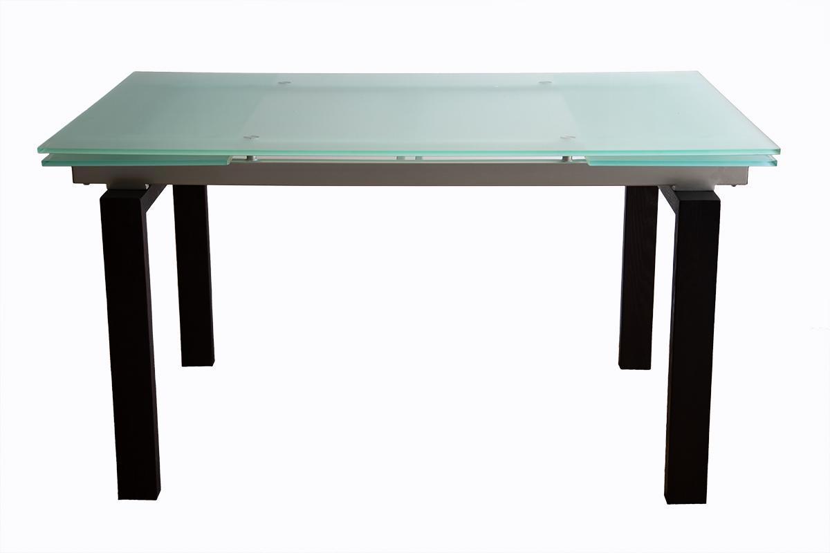 Tavolo in cristallo temperato - Tavolo cristallo allungabile usato ...