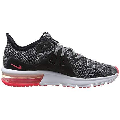 SNEAKERS NIKE AIR MAX SEQUENT 3 (GS) BLACKWHITE RACER PINK 922885 001