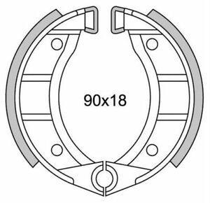 massette avviamento GF0151 NEWFREN GANASCE FRENO ANTERIORE COMPATIBILE CON PIAGGIO BRAVO variatore 50