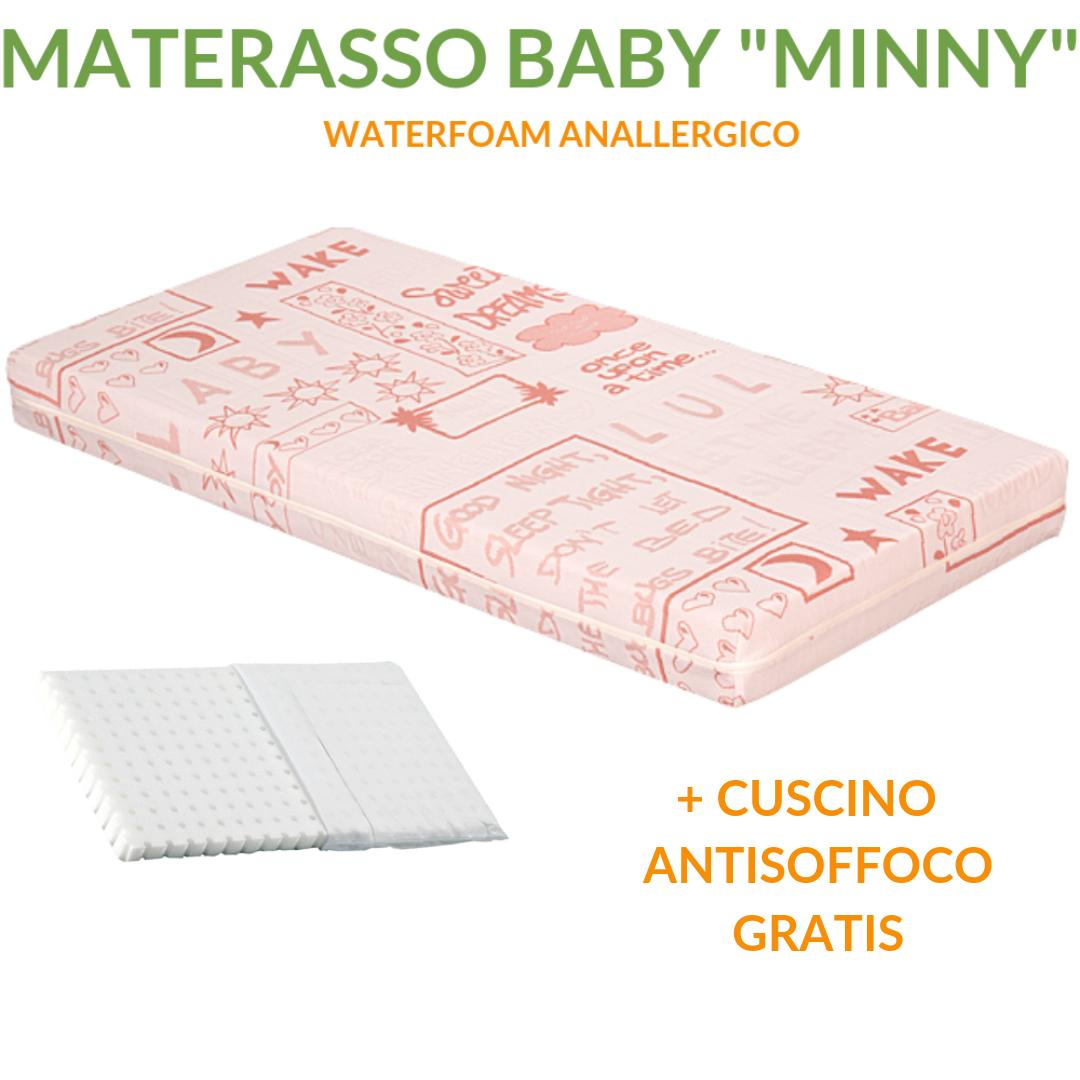 Infanzia E Premaman Nanna 2019 Fashion Guanciale Cuscino Baby Lettino Antisoffoco In Memory Sfoderabile In Cotone