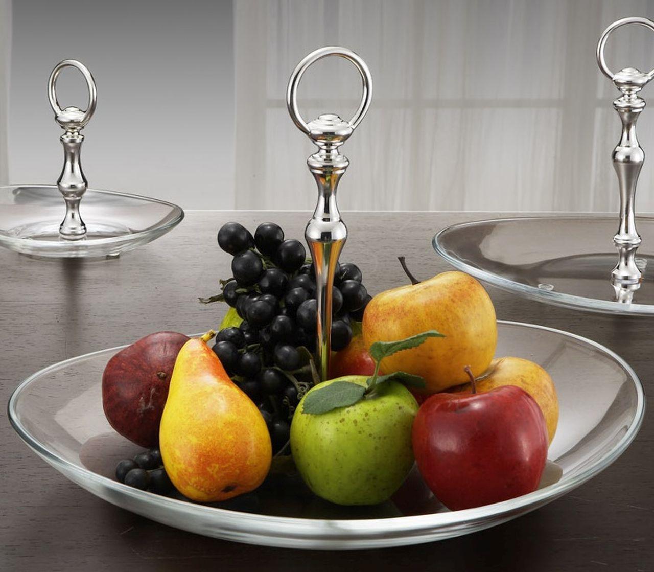 Alzate per dolci e frutta supporto portavivande alzatina ...