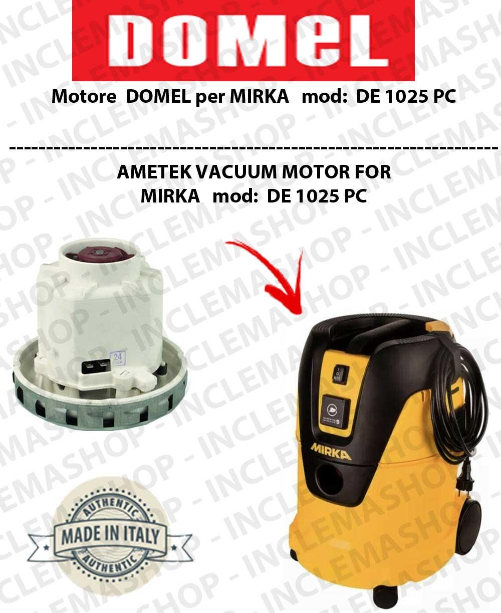 Motor vacuum cleaner for mirka 915l mirca 915m original domel 1200 watt