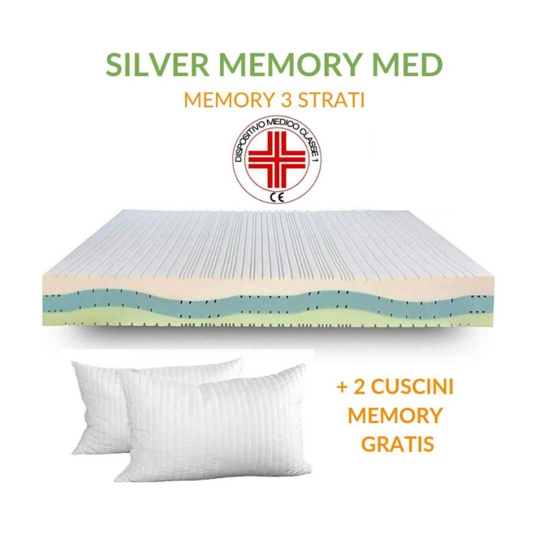I Materassi Memory Fanno Sudare.Materasso Memory Ortopedico Dispositivo Medico H20