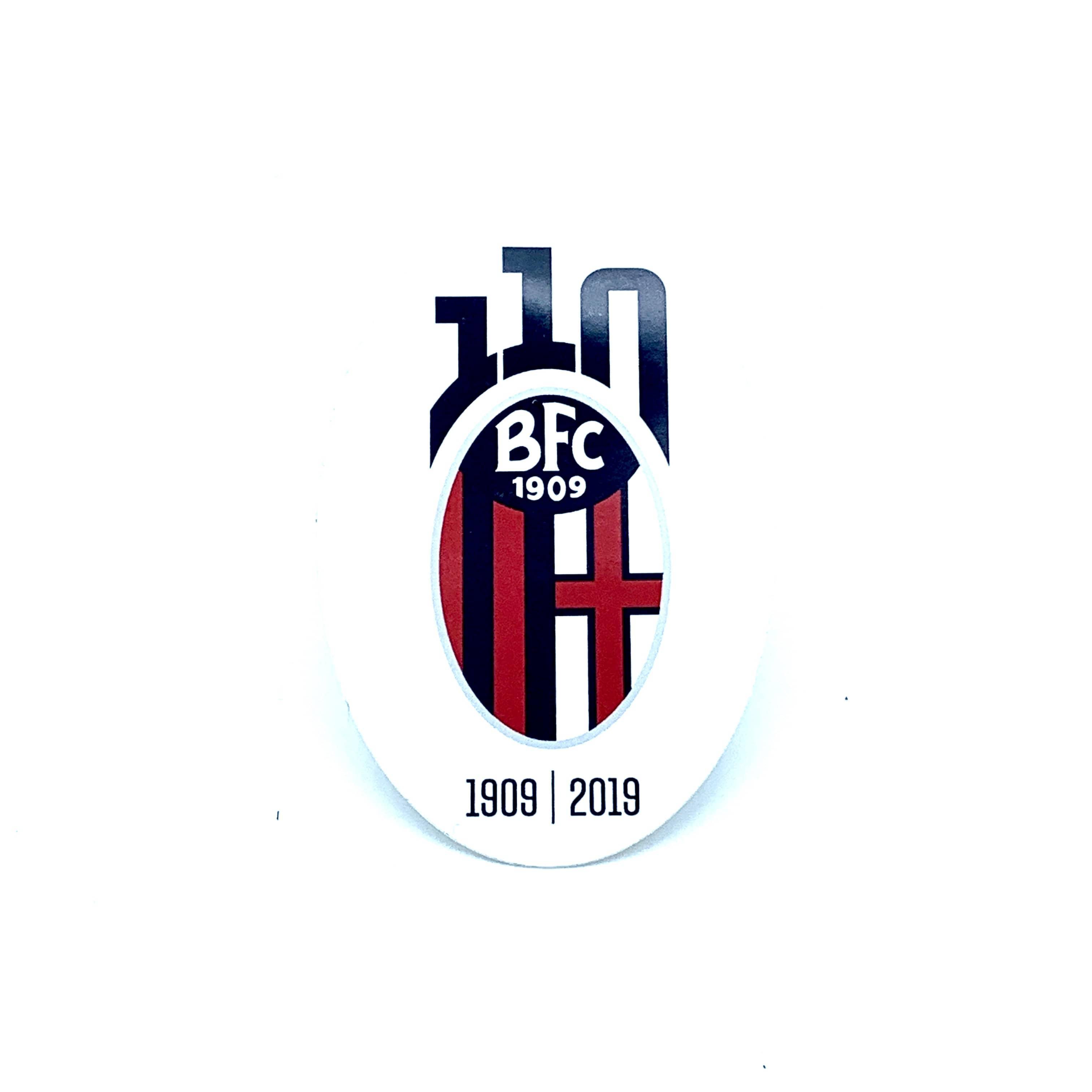 Bologna Fc ADESIVO BFC 110 | BOLOGNAFCSTORE.COM | Bologna ...