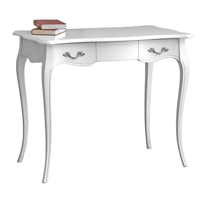 Schreibtisch Weiß Vintage 2021