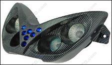 store ottima qualità sempre popolare MASCHERA 4 FARI ALOGENI LED AEROX NITRO CARBON LOOK 201302D