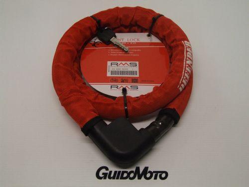 LUCCHETTO ANTIFURTO RIVESTITO  GUI0010372