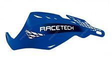 Paramano racetech gladiator blu con attacchi