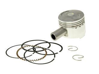 Kit pistone 101 octane 50cc, 39mm, gy6, kymco agility 50 / 139qmb/qma