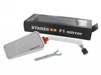 S6-SSP630-2L/WH SPECCHIO STAGE6  F1 SINISTRO BIANCO 8 MM