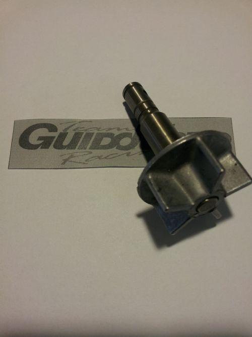Girante pompa acqua per motore minarelli am3>6 originale alluminio 1^ serie