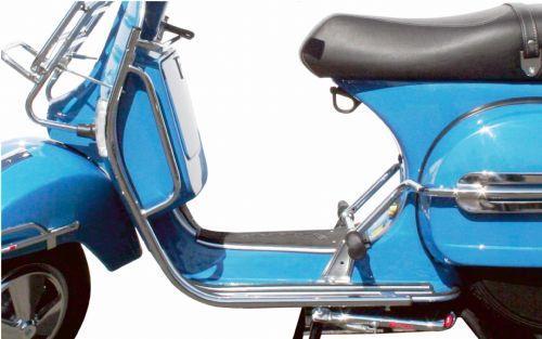 Salva scudo cromato per Vespa PX-PE Arcobaleno 125 150 200