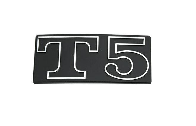Targhetta T5 per cofano laterale Vespa