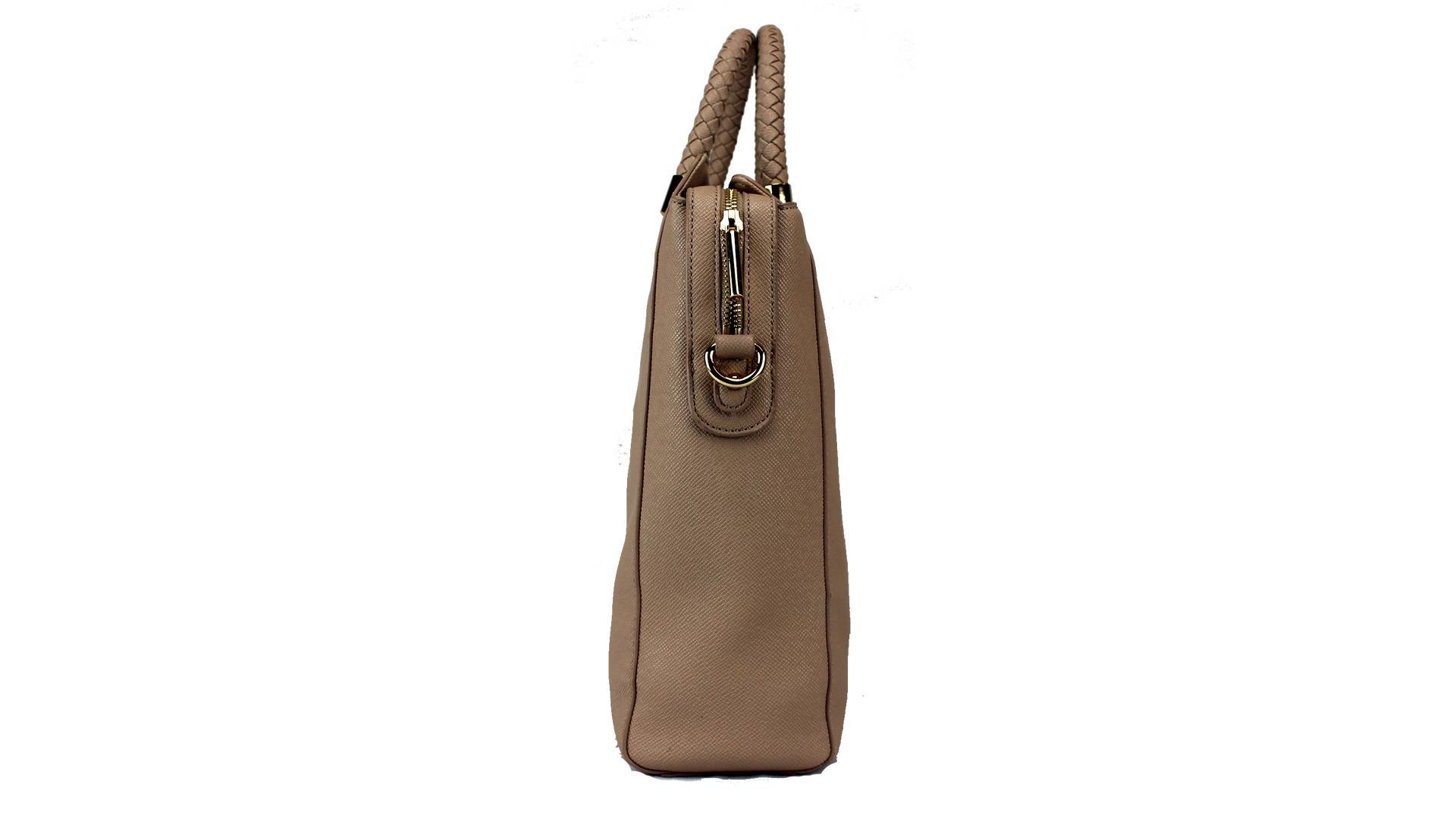 Hand and shoulder bag  Liu Jo Anna N65088 E0087 SMOG