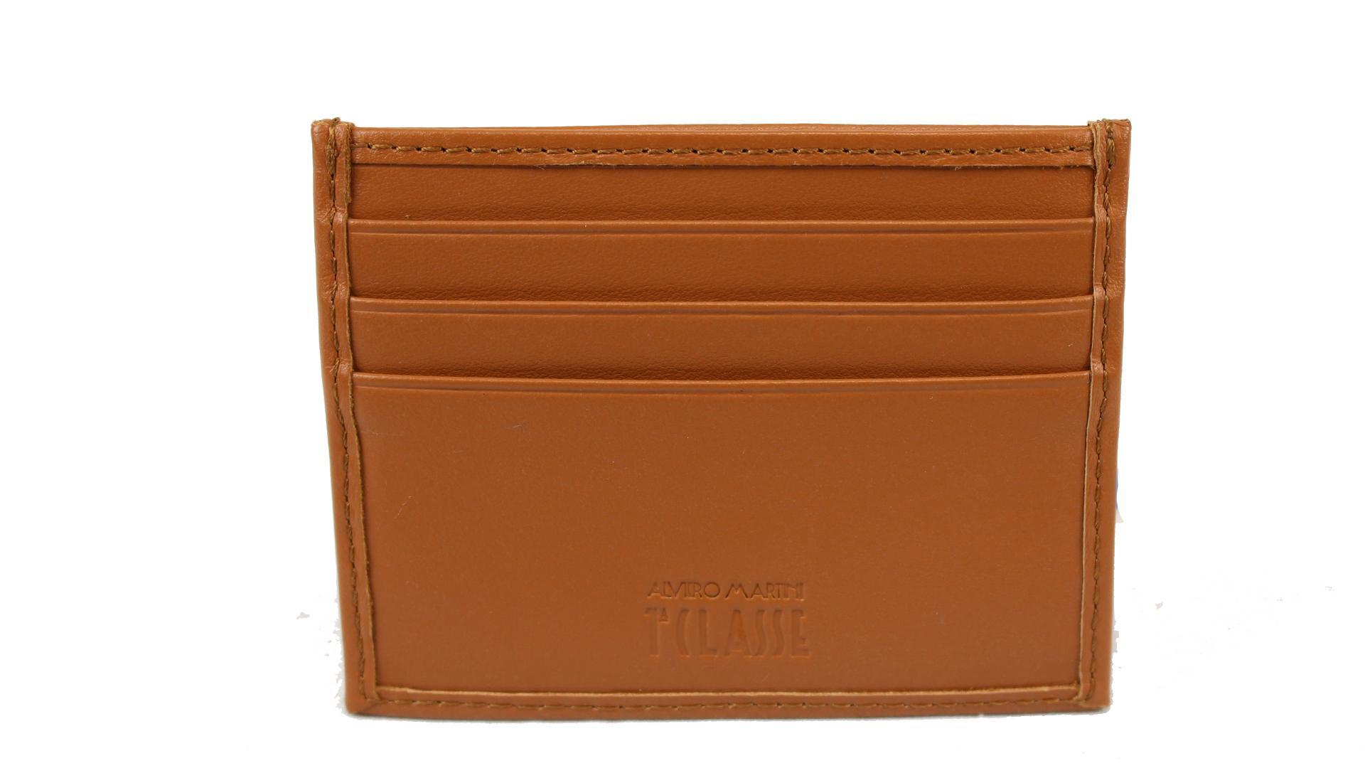 Porta carte di credito Alviero Martini 1A Classe Continuativo W316 6000 010 Classico