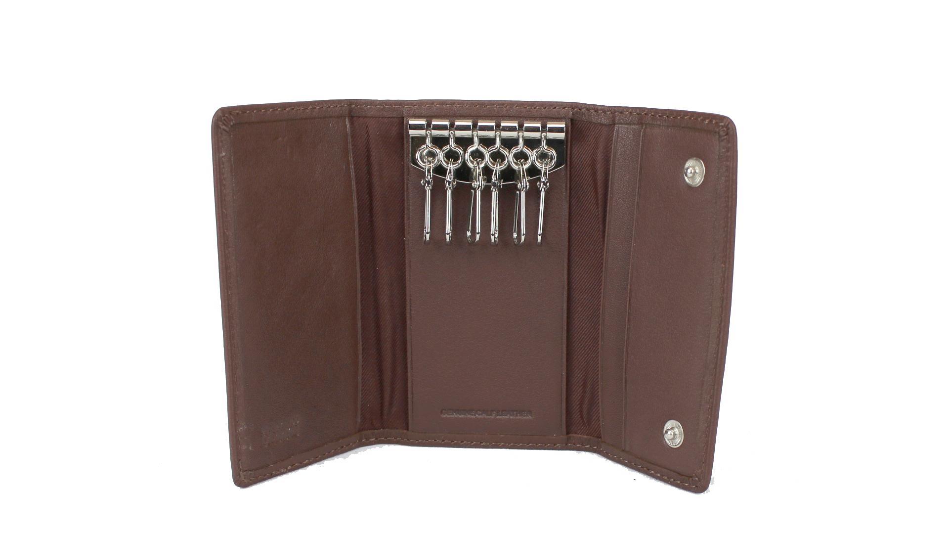 Porte-clés Gianfranco Ferrè  021 024 001 007 Castagna