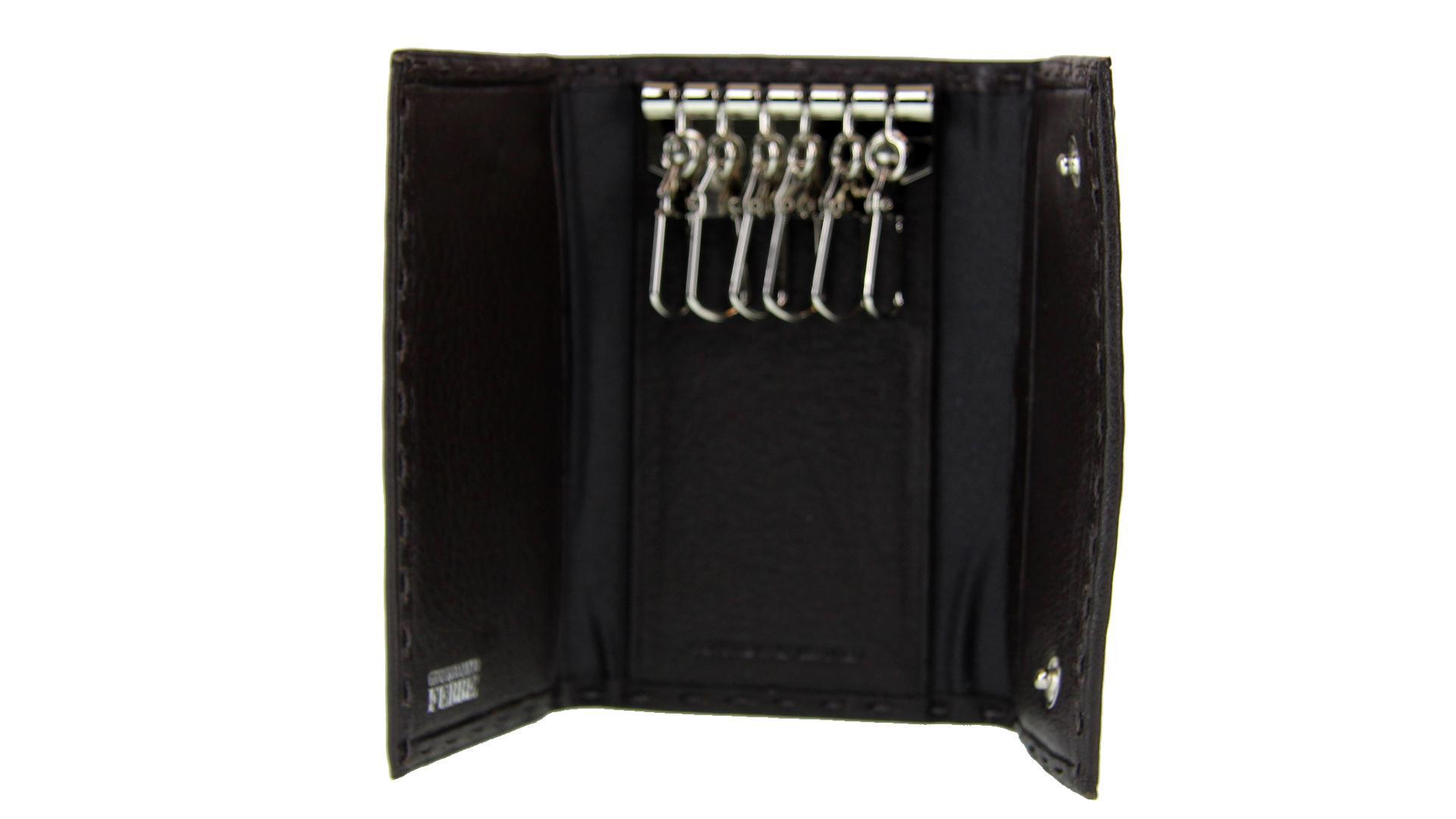 Keys holder  Gianfranco Ferrè  021 003 01 006 Ebano