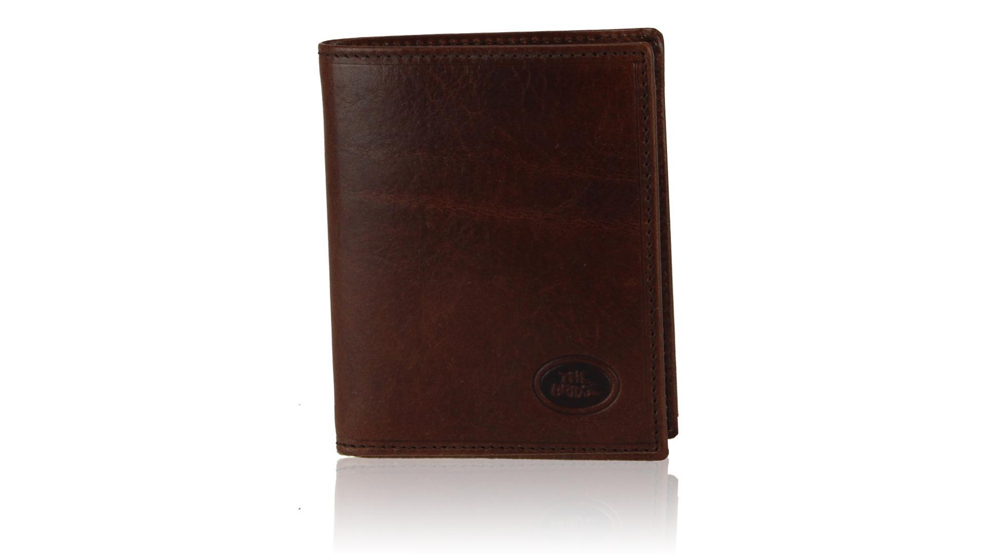 Man wallet The Bridge  01208401 14 CUOIO
