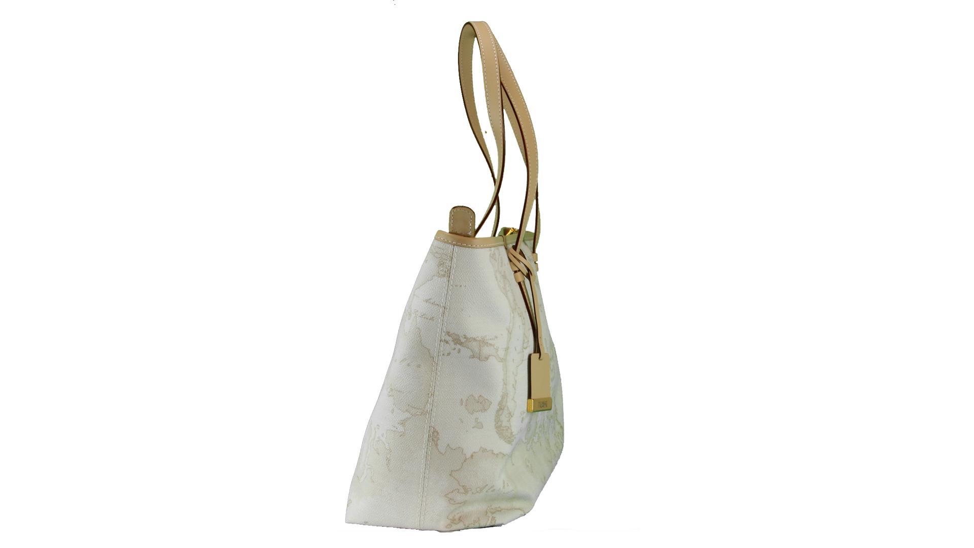 Shopping Alviero Martini 1A Classe New Basic D007 6188 900 Bianco