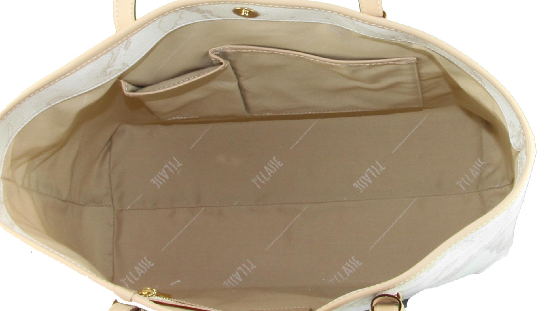 Shopping Alviero Martini 1A Classe New Basic D005 6188 900 Bianco