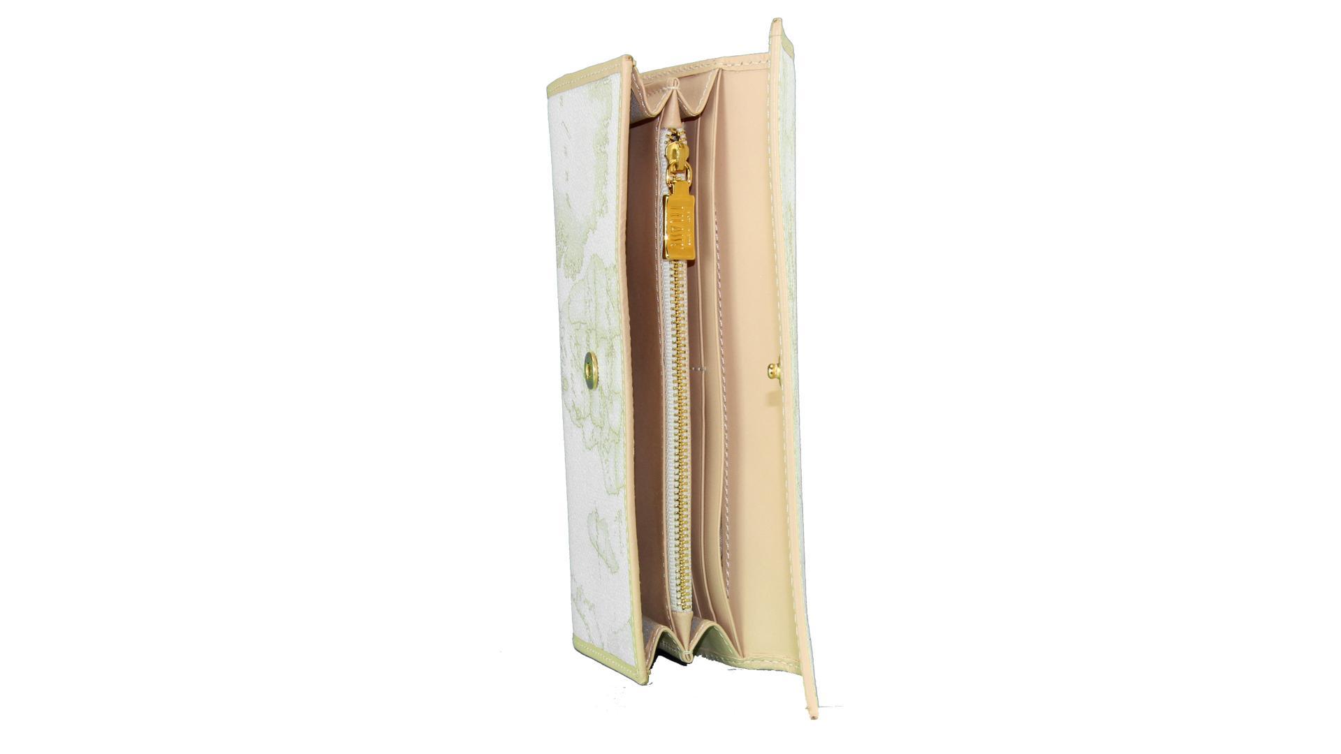 Portafogli donna Alviero Martini 1A Classe Continuativo W018 6188 900 Bianco