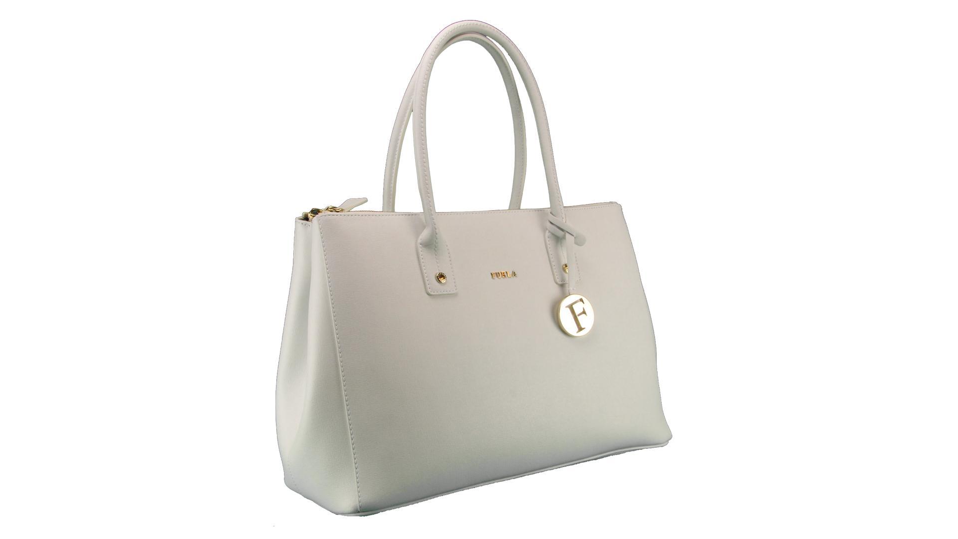 Shopping Furla LINDA 817547 CHALK
