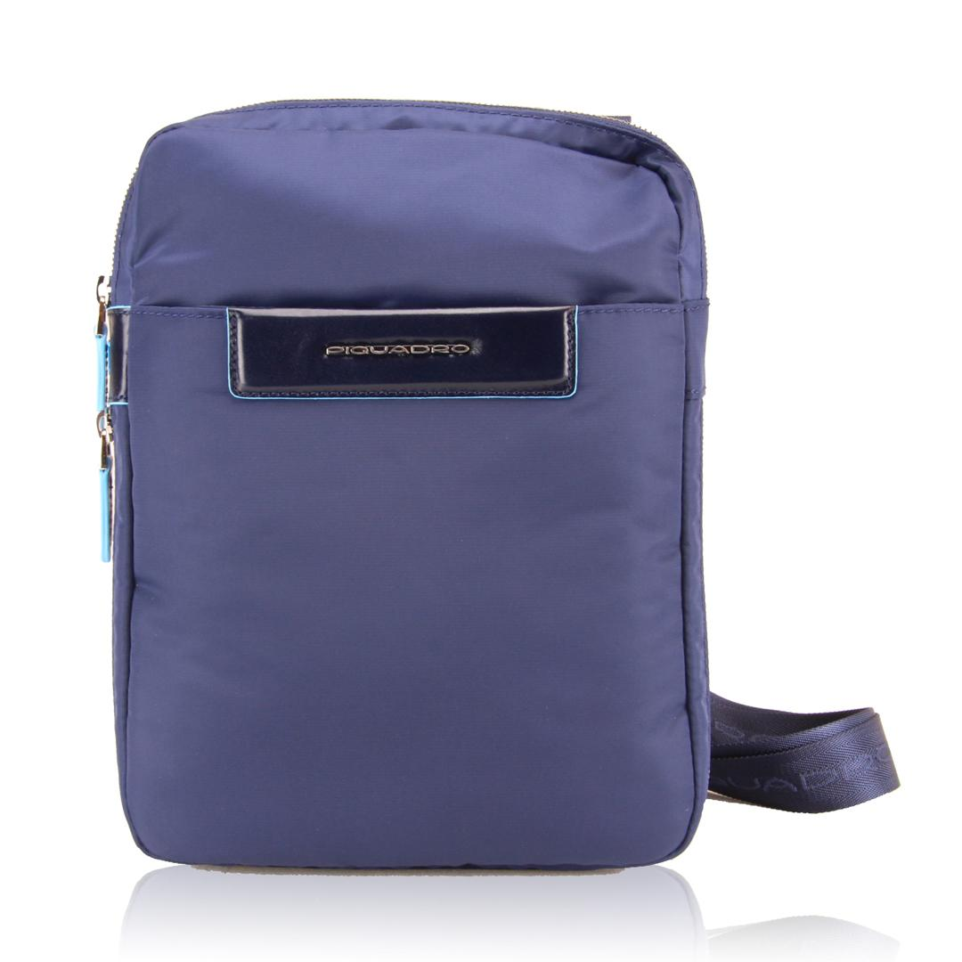 Shoulder bag Piquadro Stagionale CA3228CE Blu