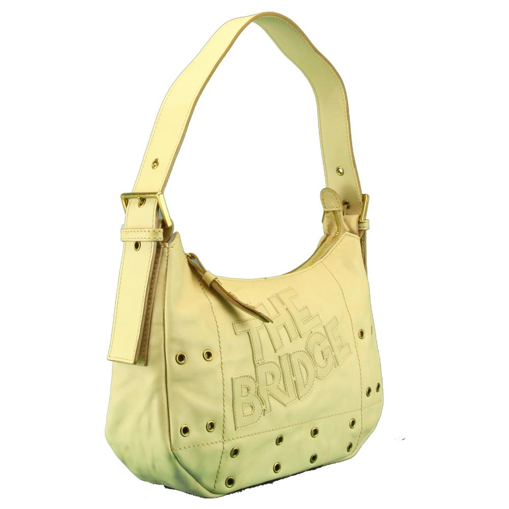Shoulder bag The Bridge  04300645 12 Naturale