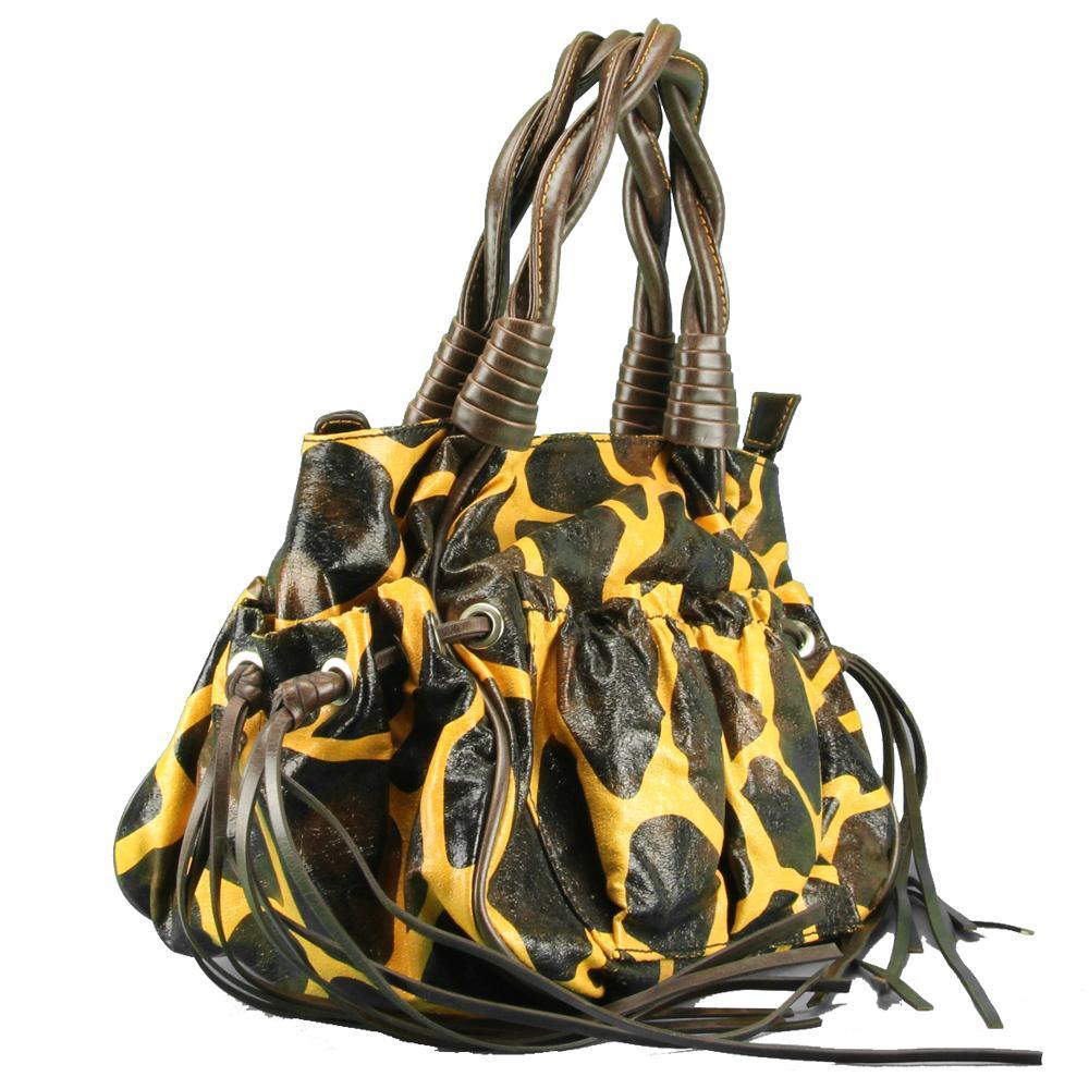 Hand bag Braccialini CONDOR 3612 CON OCRA