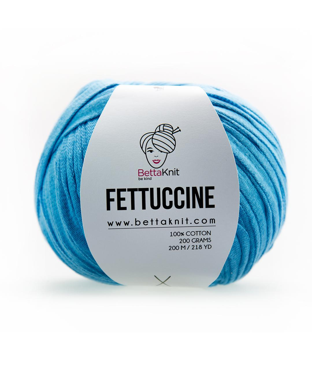 Cotton - Skeins - Fettuccine - 1