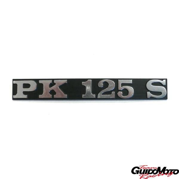 Targhetta laterale Vespa PK 125 S