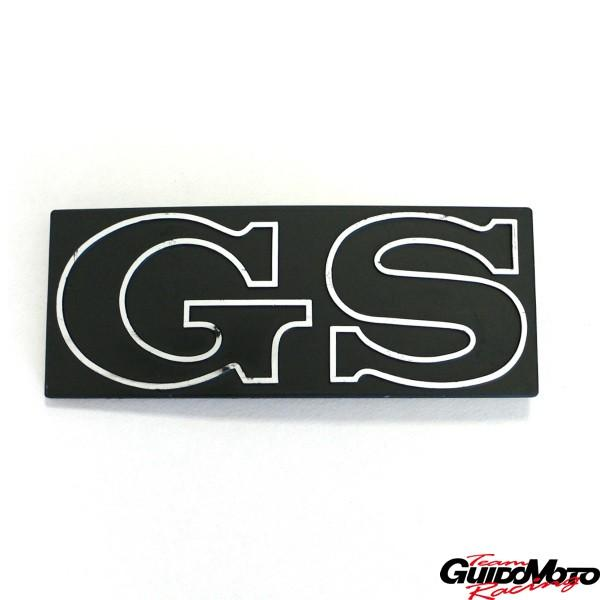 Targhetta laterale -GS- per Vespa