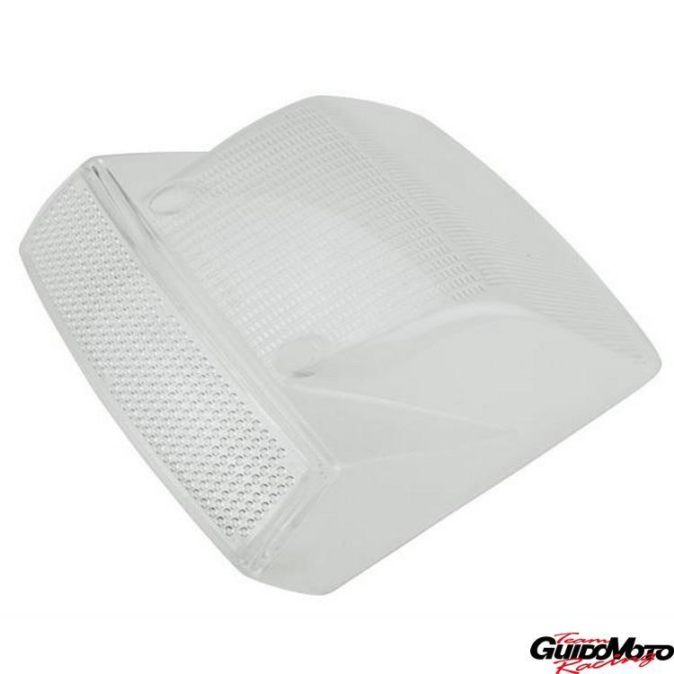 Plastica faro posteriore per Vespa PX Millennium trasparente