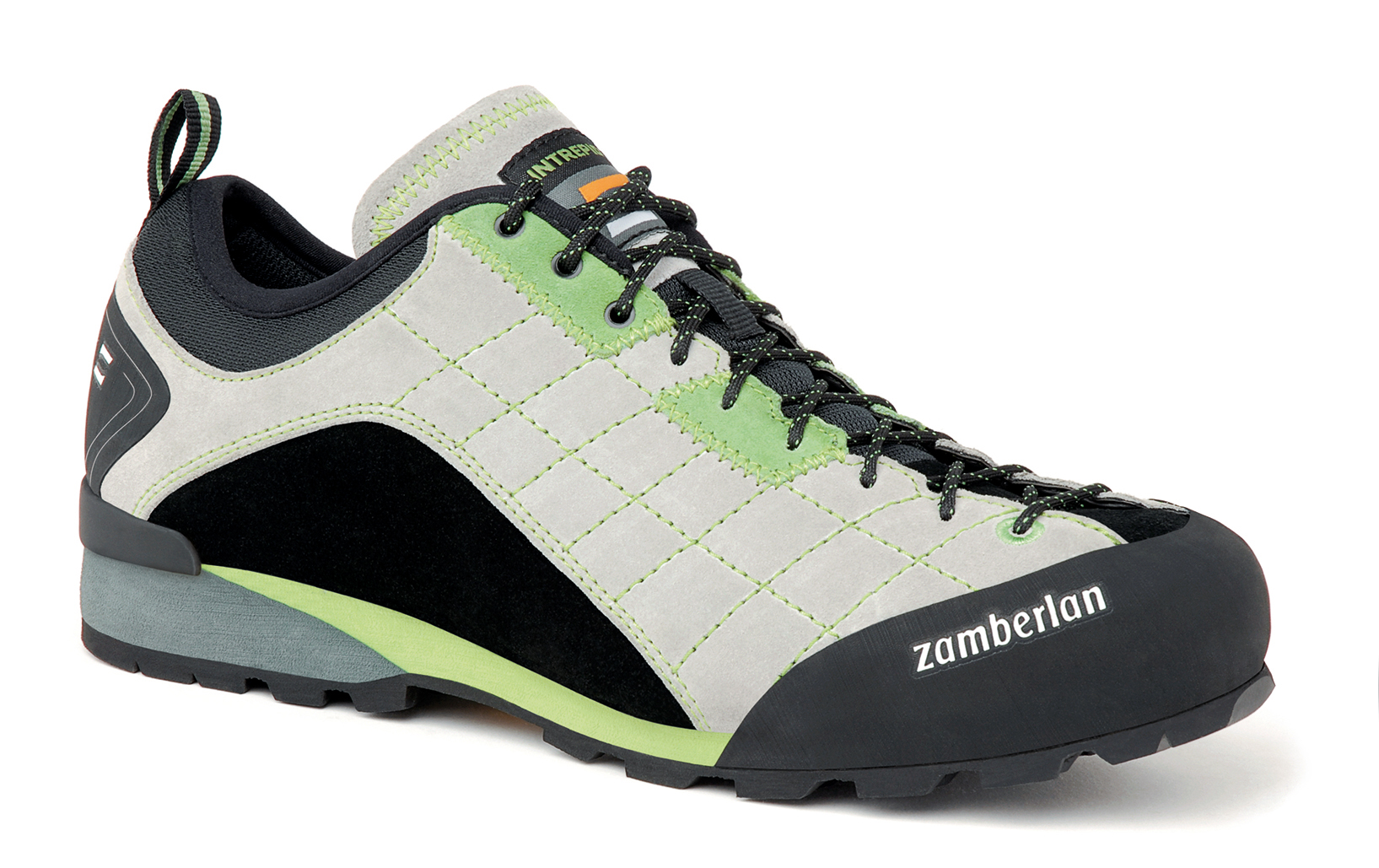125 INTREPID RR   -   Alpine approach  Shoes   -   Ciment