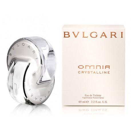 BULGARI OMNIA CRYSTALLINE EDT 65 ML SPRAY (TESTER)