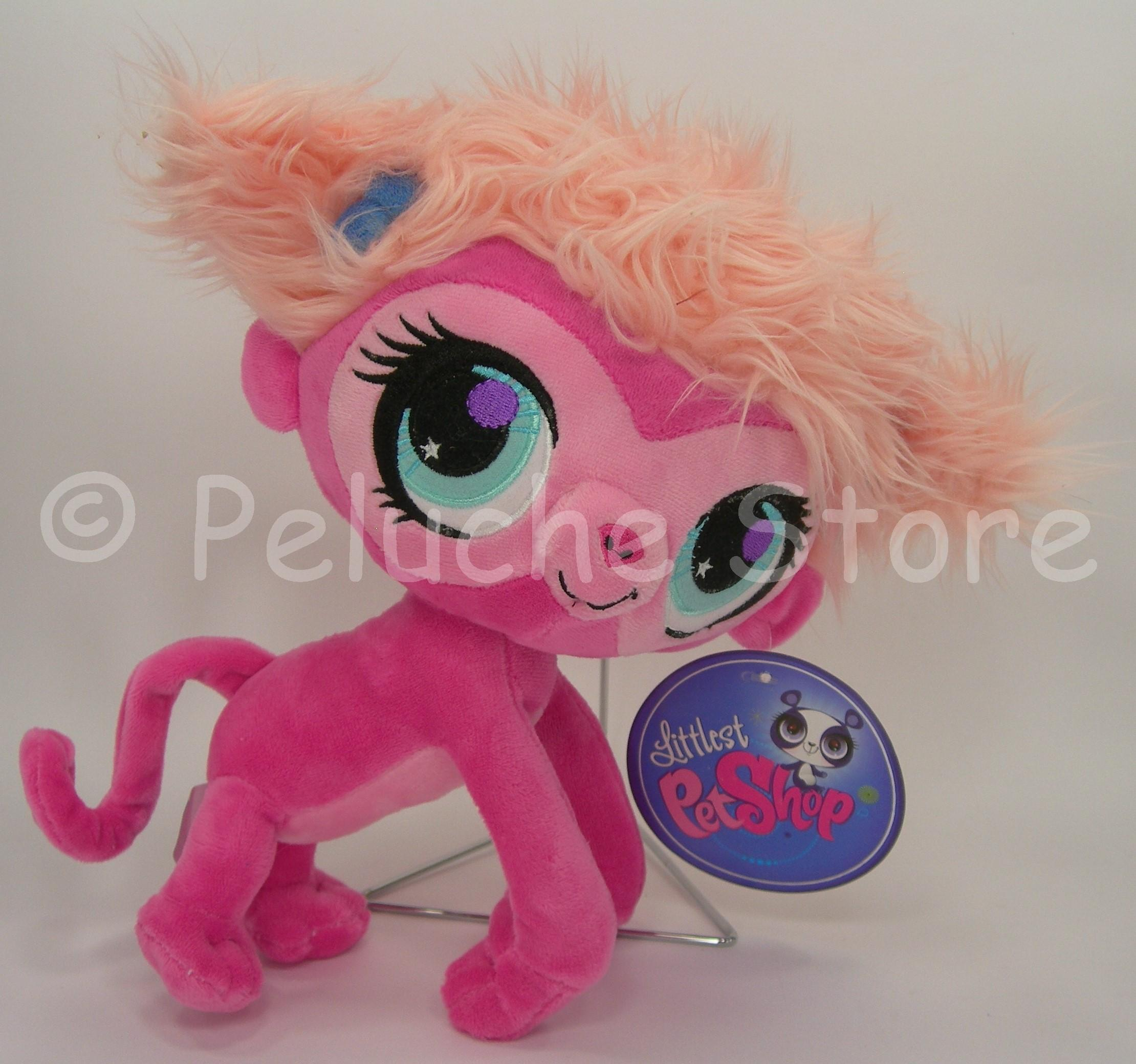 Littlest Pet Shop peluche 25 cm velluto