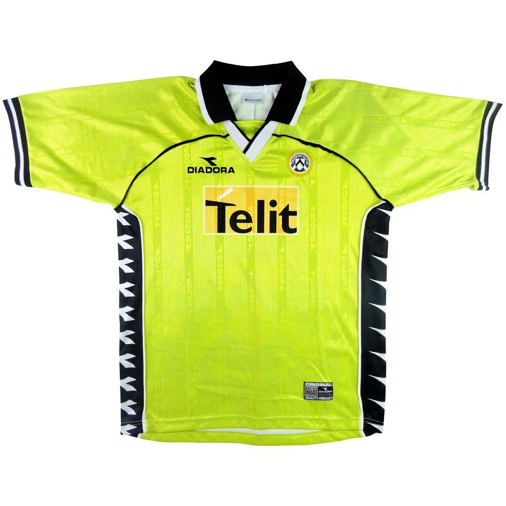 2000-01 Udinese Maglia Terza XL