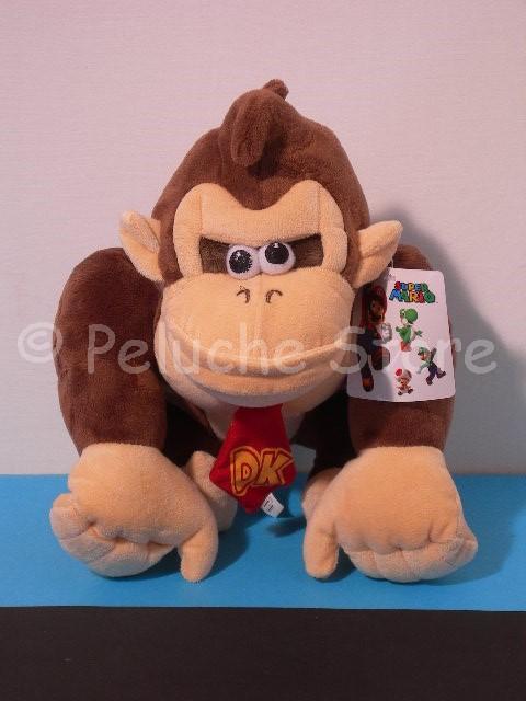Super Mario Bros peluche 35 cm Qualità velluto Originale
