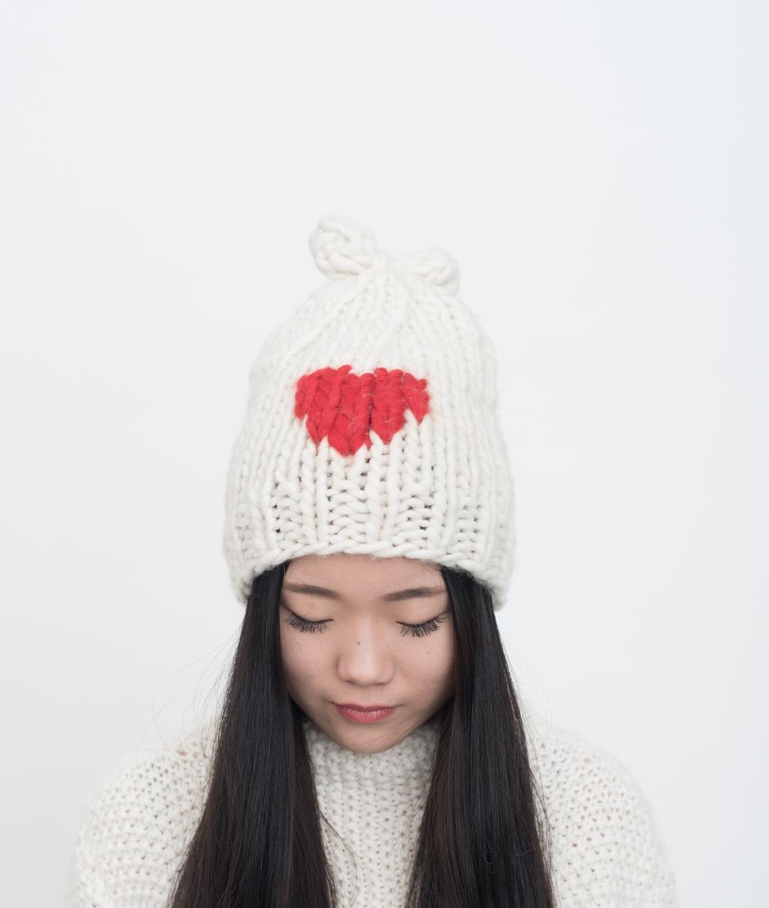 Hats and Beanies - Wool - Strange Love Beanie - 1