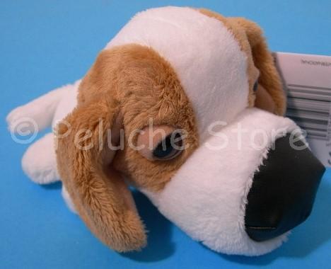 The Dog Peluche 18 cm Collare Velluto Collezione Dalmata Bull Terrier Cocker Spaniel