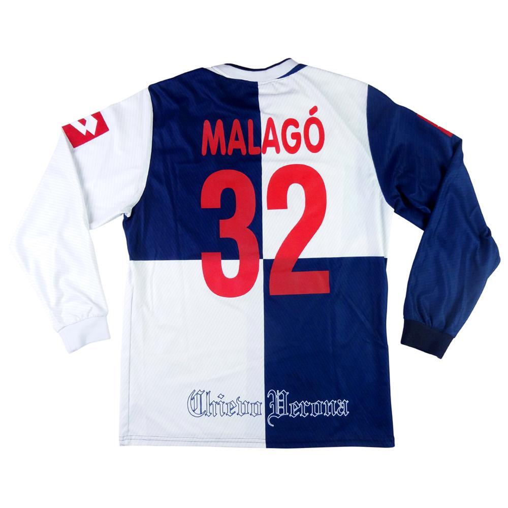 2004-05 Chievo Verona  Maglia Away Match Worn #32 Malago L (Top)