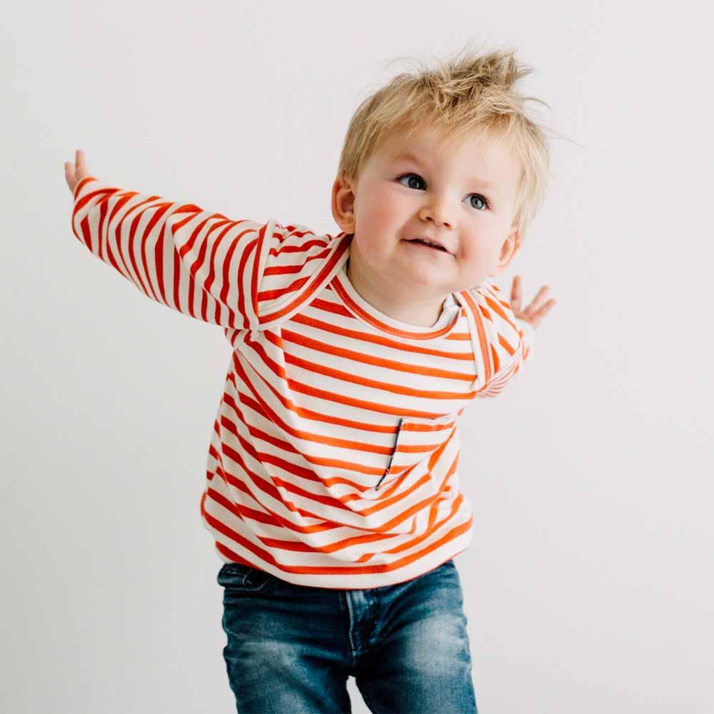 vestiti bio bambini