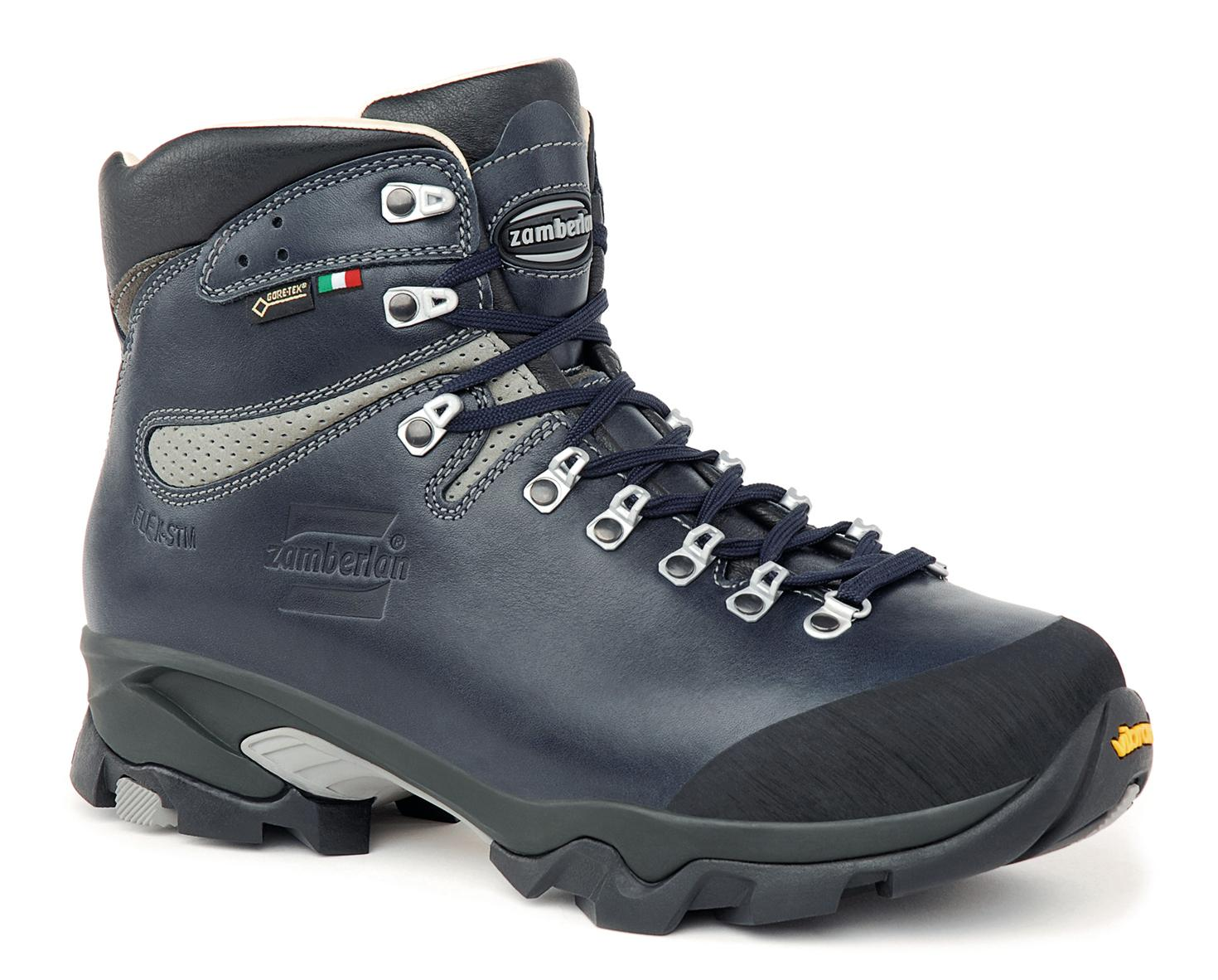 1996 VIOZ LUX GTX® RR   -   Trekking  Boots   -   Waxed Blue