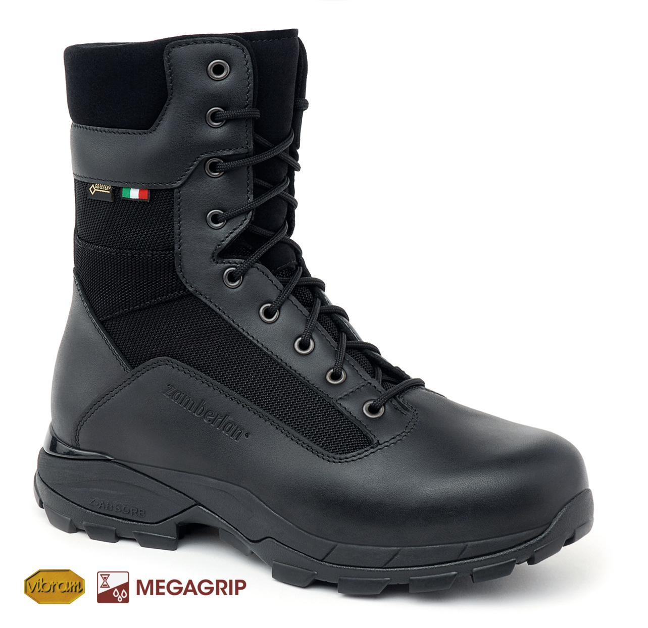 114 DEFENSE GTX®   -   Scarponi  Tactical -    Black