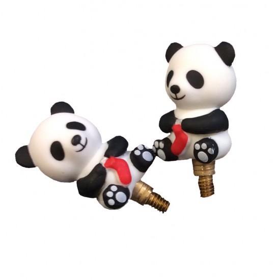 HiyaHiya Terminali per Cavi - Panda