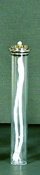 Cartuccia mm. 21 per finta candela Ø 3,2