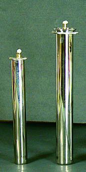 Cartuccia nikel mm. 21 per finta candela Ø 2,5-3,2