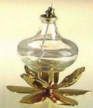 Cipollina su fior di loto
